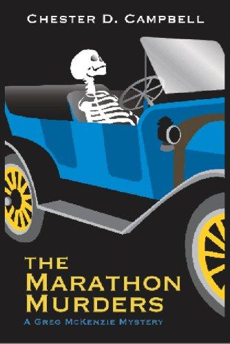 9780979916700: The Marathon Murders (A Greg McKenzie Mystery)