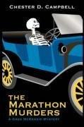 9780979916717: The Marathon Murders (A Greg McKenzie Mystery)