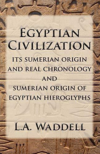 9780979917691: EGYPTIAN CIVILIZATION