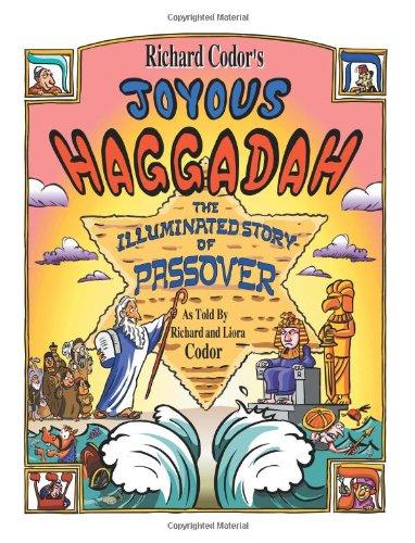 9780979921803: Richard Codor's Joyous Haggadah: The Illuminated Story of Passover