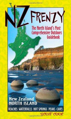9780979923234: NZ Frenzy: New Zealand North Island