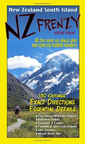 9780979923265: NZ Frenzy: New Zealand South Island