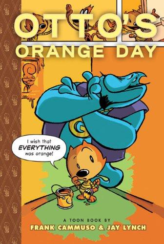 9780979923821: Otto's Orange Day: TOON Level 3