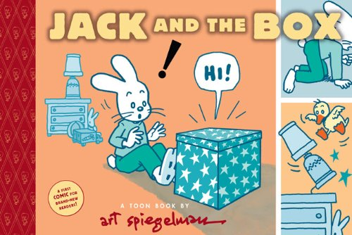 9780979923838: Jack and the Box (TOON Books)
