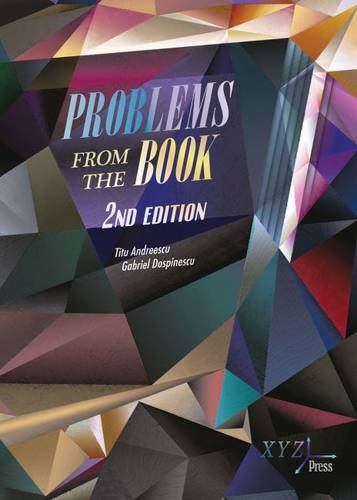 9780979926907: Problems from the Book
