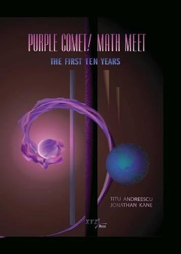 9780979926914: Purple Comet! Math Meet: The First Ten Years