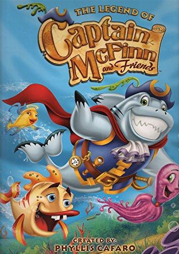9780979928314: The Legend of Captain McFinn and Friends (Teacher Big Book)