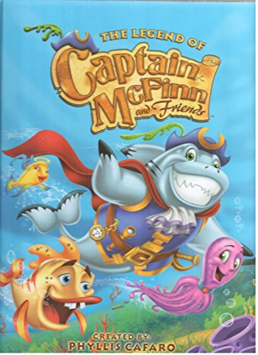 9780979928338: The Legend of Captain McFinn and Friends