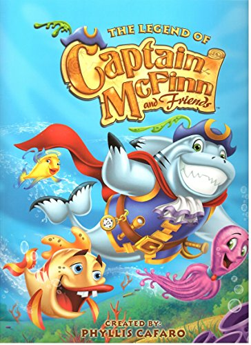 9780979928369: The Legend of Captain McFinn and Friends