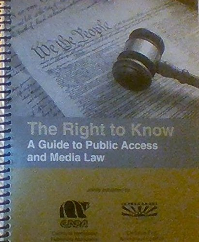 The Right to Know: A Guide to: James M. Chadwick