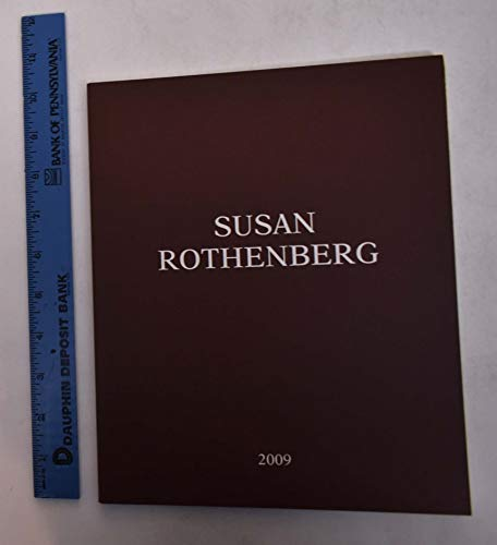 9780979945861: Susan Rothenberg