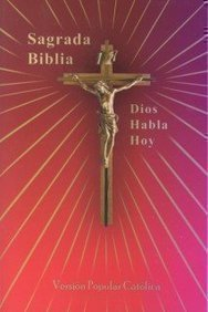 Sagrada Biblia, Dios Habla Hoy Catolica (Spanish: St Jerome Press