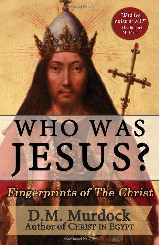 9780979963100: Who Was Jesus?: Fingerprints of the Christ