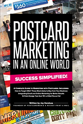 9780979963209: Postcard Marketing In An Online World: Success Simplified!