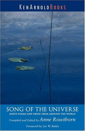 9780979963483: Song of the Universe: Earth Poems and Prose from Around the World