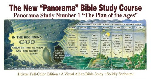 Panorama No.1: The Plan of the Ages (Panorama Bible Study Course, No. 1): Alfred Thompson Eade