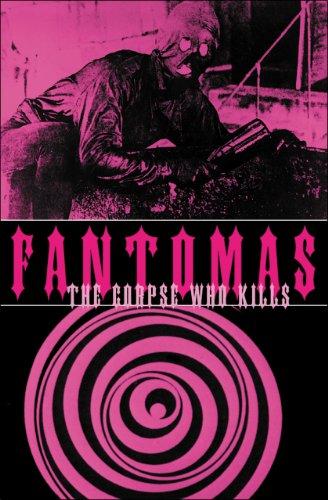 9780979984716: Fantomas: The Corpse Who Kills (Solar Research Archive)