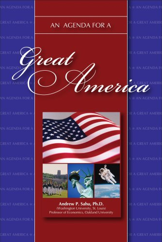 9780979985546: An Agenda For A Great America