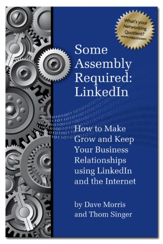 9780979988516: Some Assembly Required - LinkedIn