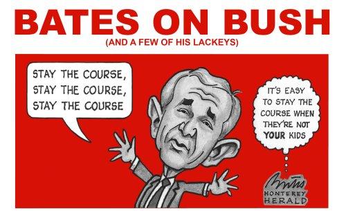 9780979994104: Bates on Bush