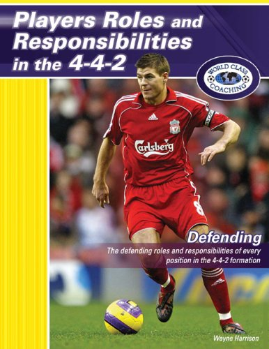 9780979994890: Players Roles and Responsibilities in the 4-4-2 - Defending