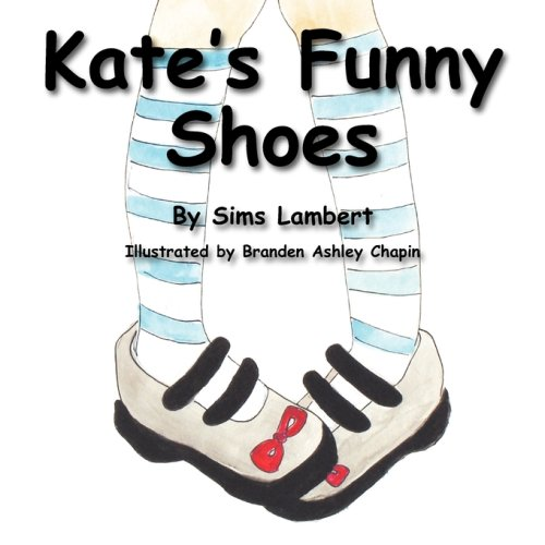 9780980010800: Kate's Funny Shoes