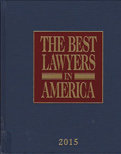 The Best Lawyers in America 2015: Naifeh, Steven, Smith, Gregory White