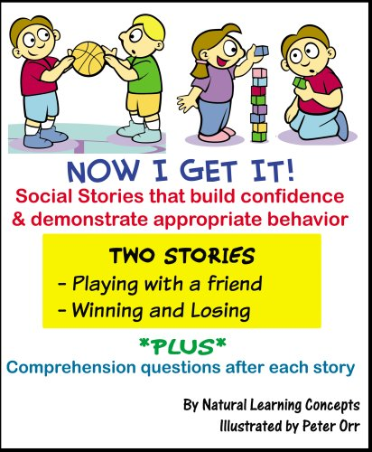 9780980030013: Social Story - Playing with a Friend and Winning & Losing (Now I Get it! Social Stories)