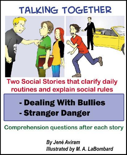 Social Story - Dealing with Bullies and Stranger Danger: Natural Learning Concepts; Jene Aviram