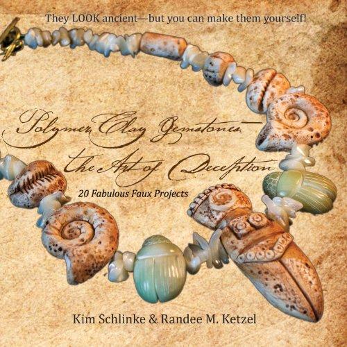 9780980031294: Polymer Clay Gemstones-The Art of Deception
