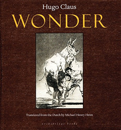 Wonder (Paperback): Hugo Claus