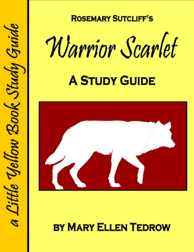9780980041262: Warrior Scarlet (Little Yellow Book Study Guide)