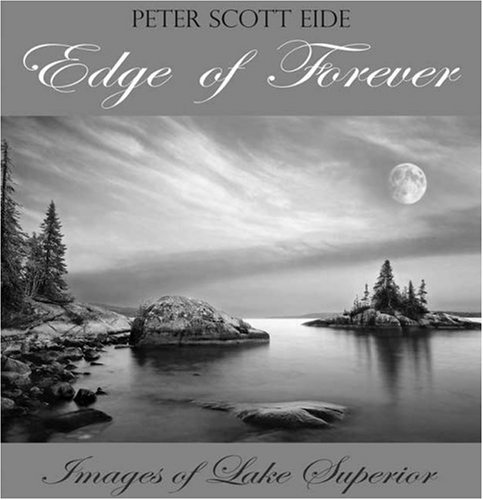 9780980052350: Edge of Forever: Images of Lake Superior