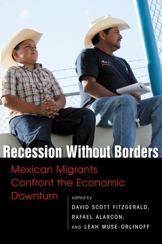 9780980056075: Recession Without Borders: Mexican Migrants Confront the Economic Downturn (Ccis Anthologies)