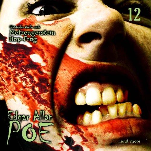 9780980058185: Edgar Allan Poe Audiobook Collection 12: Hop-Frog/Metzengerstein