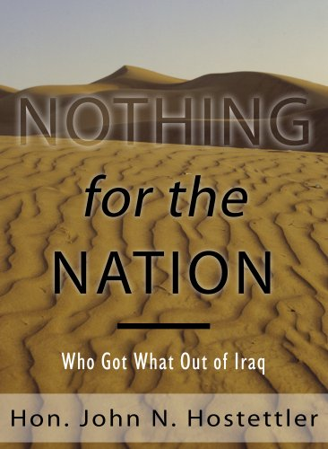 9780980058802: Nothing for the Nation: Who Got What Out of Iraq