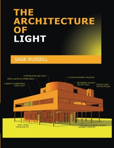 9780980061703: The Architecture Of Light: A textbook of procedures and practices for the Architect, Interior Designer and Lighting Designer.