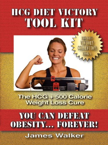 9780980064179: HCG Victory Tool Kit: The HCG + 500 Calorie Weight Loss Cure