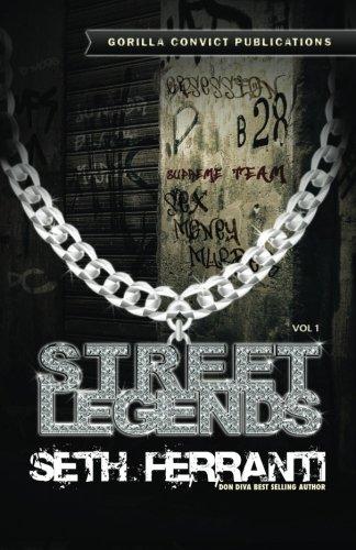 9780980068702: Street Legends, Vol. 1