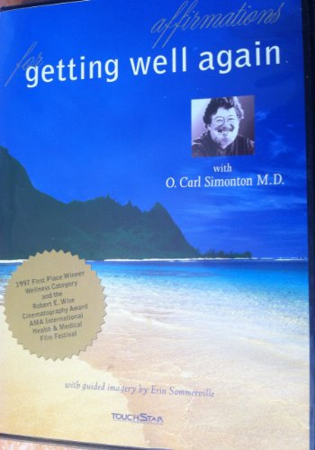 9780980075700: Affirmations for Getting Well Again