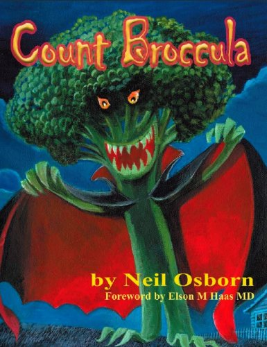 9780980078626: Count Broccula