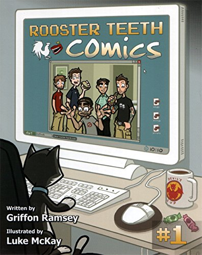 Rooster Teeth Comics Year One (Rooster Teeth Comics, Volume One): Griffon Ramsey