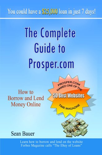 9780980082807: The Complete Guide To Prosper.com