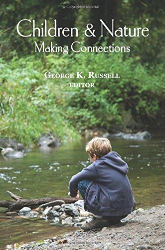 Children & Nature: Making Connections: Richard Louv, Medicine