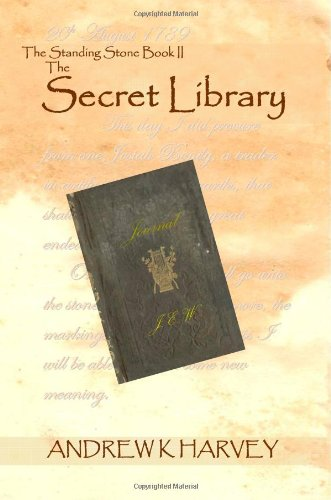 9780980084054: The Secret Library (The Standing Stone, Book 2)