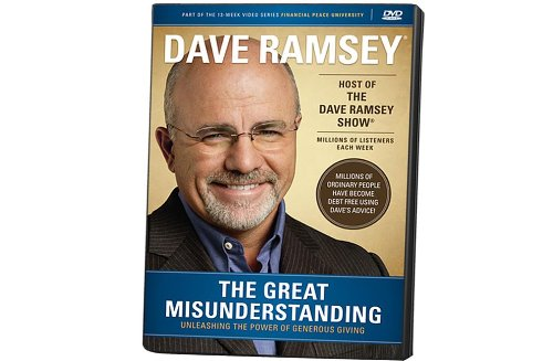 The Great Misunderstanding (0980087392) by Dave Ramsey; Dave Ramsey