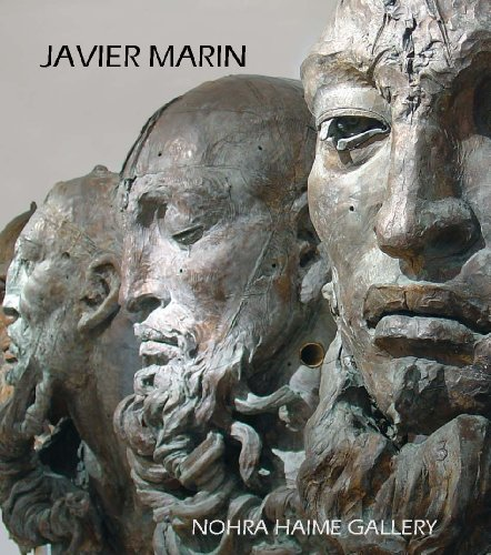 9780980088168: Javier Marin: Seven Heads and Three Wigs