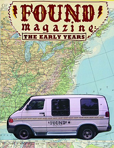 9780980089011: Found Magazine: The Early Years