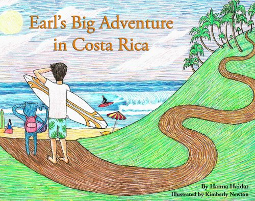 9780980097504: Earl's Big Adventure in Costa Rica