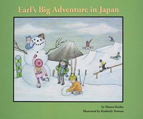 9780980097511: Earl's Big Adventure in Japan